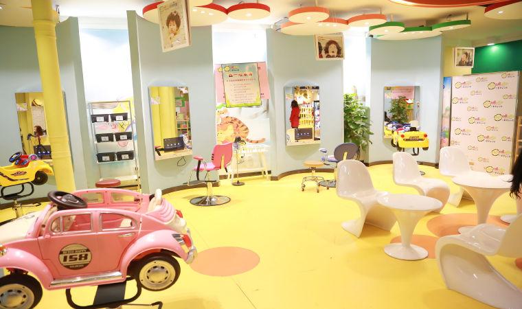 兒童室內藝術照造型