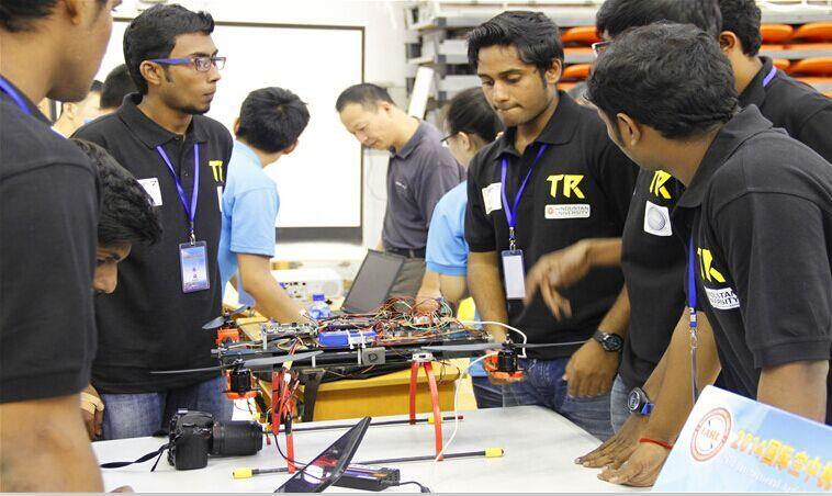 2015国际空中机器人大赛(iarc)亚太赛区