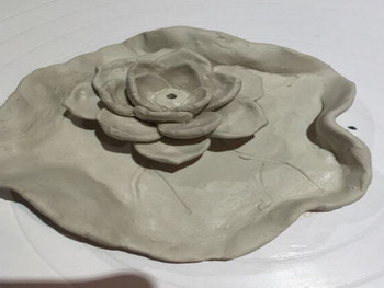 陶艺首饰设计图耳环