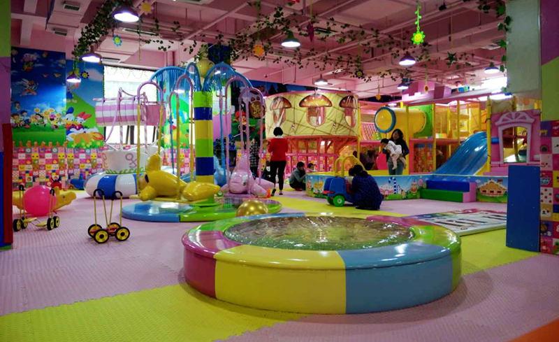 卡奇乐儿童乐园(动物园店)