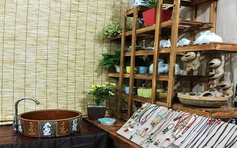蓉憩陶艺工作室diy手工