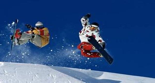 【激情滑雪】五家山滑雪1日游