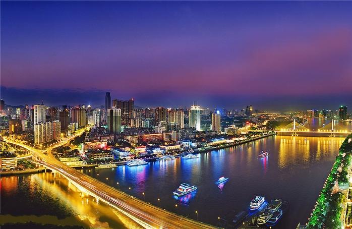 【广交v美景】珠江边上,俯瞰珠江美景,观赏金航风光,乘坐两岸游轮,入澳门攻略一日游环岛图片