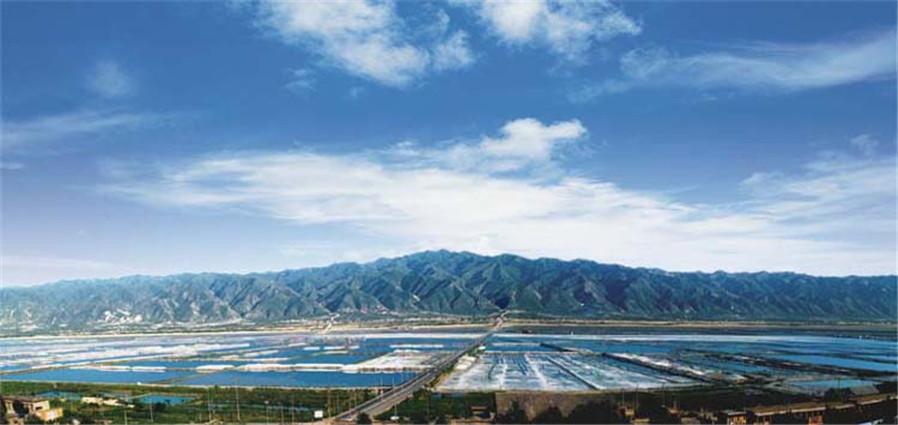 包含景点:运城死海风景区