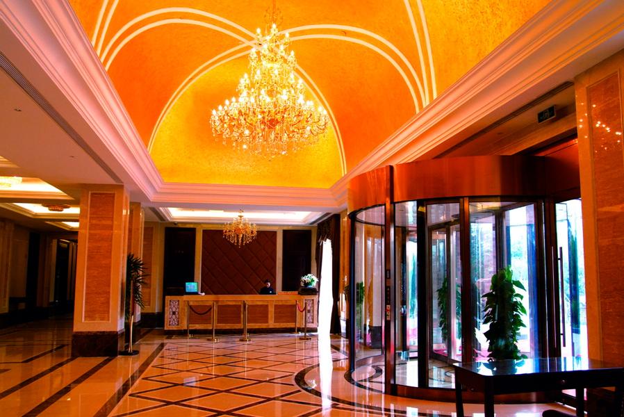 【融欧式古典园林风格】上海海湾国家森林公园门票2