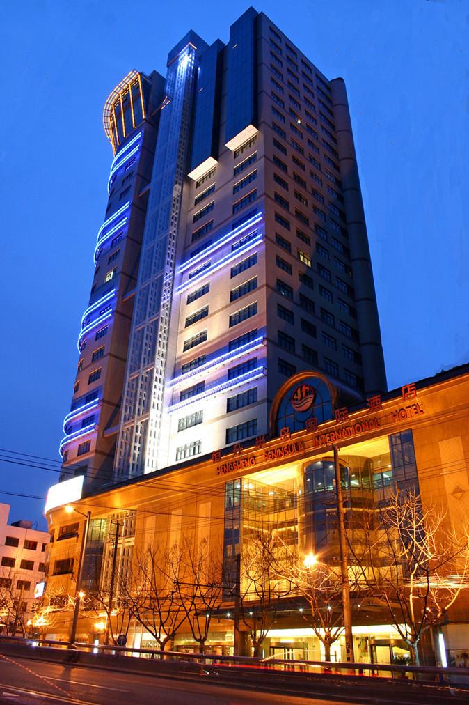 感受不一样的m house 3d体验馆;入住北外滩上海恒升半岛国际酒店,感受