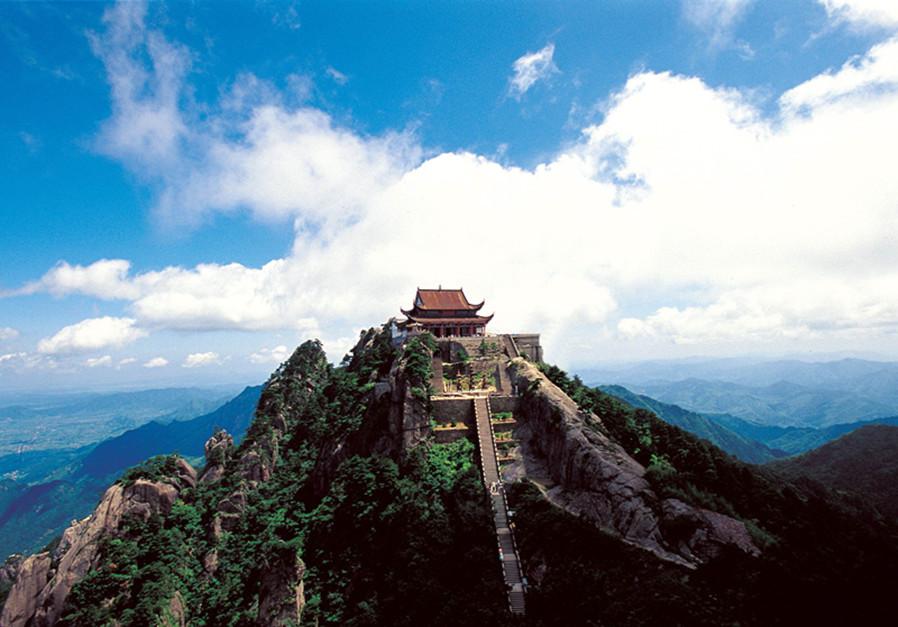 齐山――平天湖风景区成功入选国家级风景名胜区