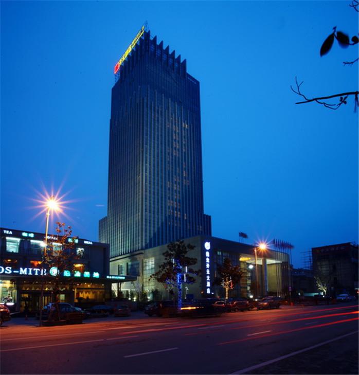 南京鼎业开元大酒店内设总统套房,酒店式公寓,豪华套间及标准间;另设图片