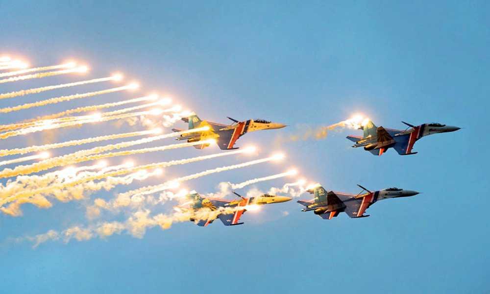 品質之旅】珠海第十屆中國國際航空航天博覽會帶你走進飛機的世界圖片