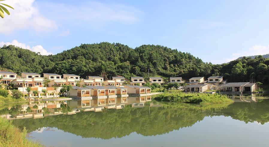 感受原生态自然景观,住汕尾御水湾温泉度假村!