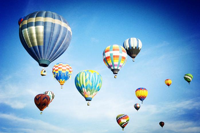【青春放飞】俯瞰五缘湾音乐岛,童年梦想中的热气球带你放飞美丽心情!