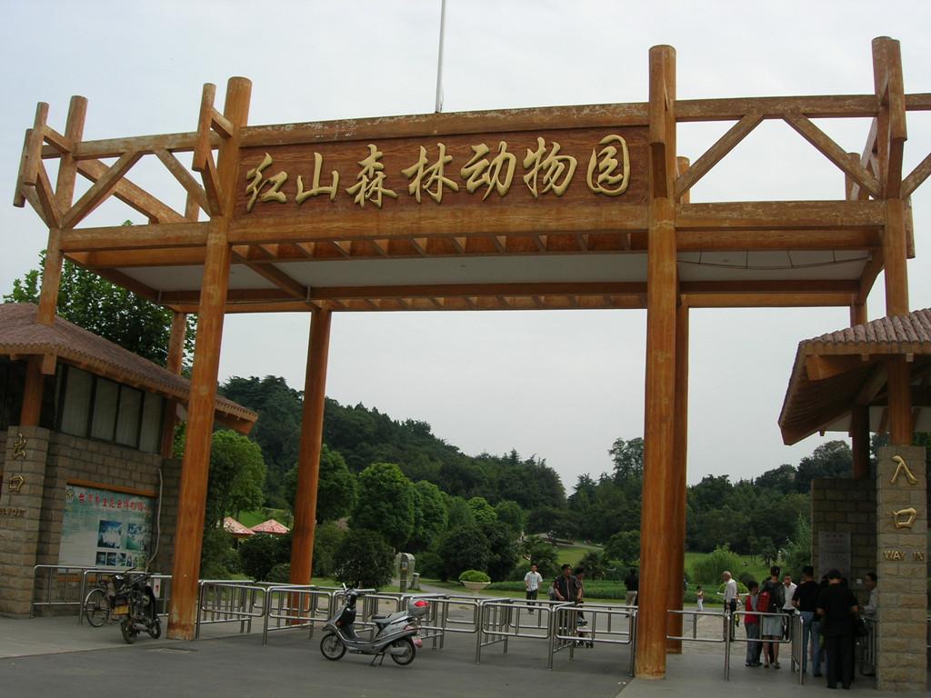 【同程旅游节】陪宝宝逛红山森林动物园,入住五**南京金丝利喜来登