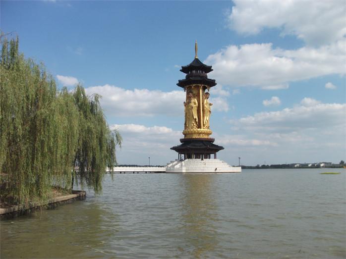 【心動套餐】暢游溱湖風景區,感受溱湖風光,入住姜堰康勃萊鳳凰酒店