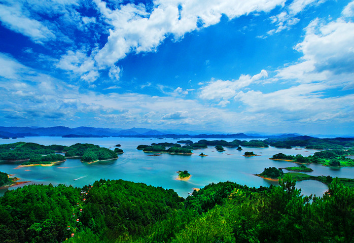 周边游 上海周边游 上海周边游 > 【春节】 千岛湖中心湖区-通天河-浪