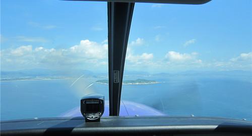 【海南水上飞机】空中观光之旅