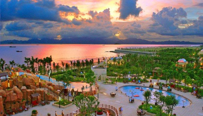 珠海海泉湾维景国际大酒店