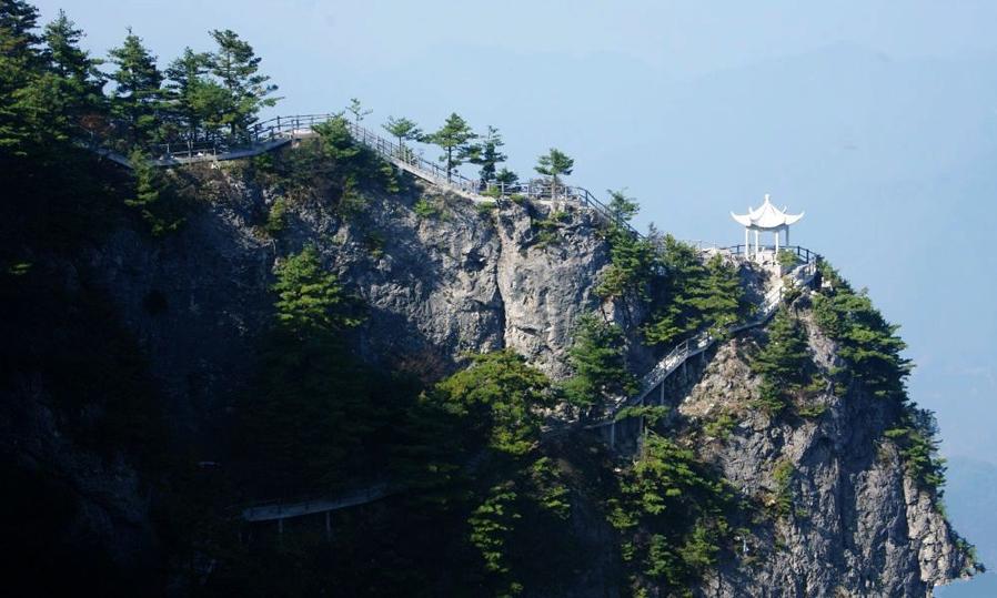 陕西天竺山国家森林公园(成人票)2张