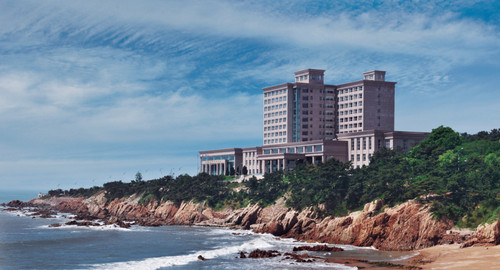威海石岛赤山风景区门票 荣成石岛宾馆