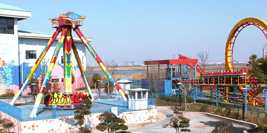 【暑期大促】双人二日游常熟海星岛乐园,近距离感受海洋动物的灵动与