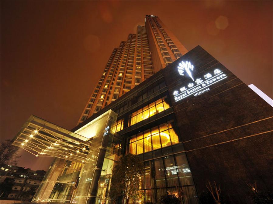2015年武汉成人展_武汉欢乐谷(成人票)2张 武汉丹枫白露酒店(商务双床房