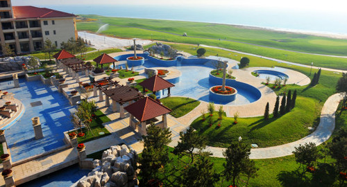 黄金海岸,拥抱大海,独享私人沙滩,自选游周边景点,住北戴河阿尔卡迪亚