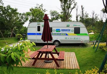 奇瑞扬州国际露营地)周边游线路   途居扬州国际露营地(原smsc房车