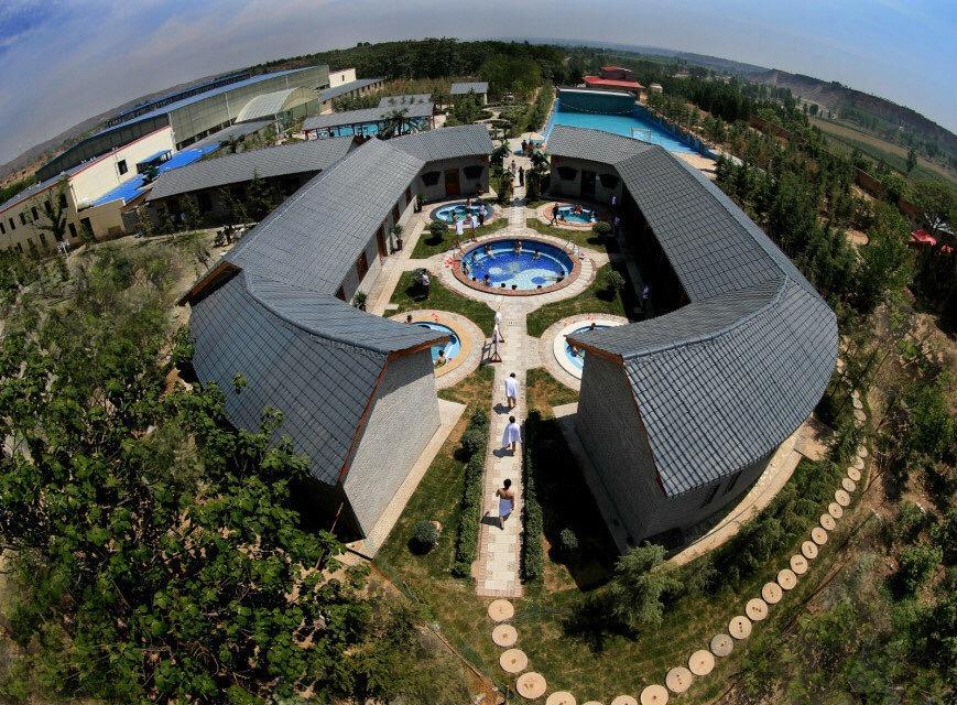 渭南蒲城巴厘岛温泉会馆给您一次畅快的温泉之旅!