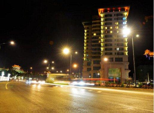 西安南门亚朵S酒店