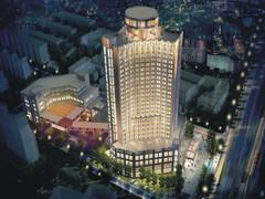 上海茂业华美达广场酒店图片