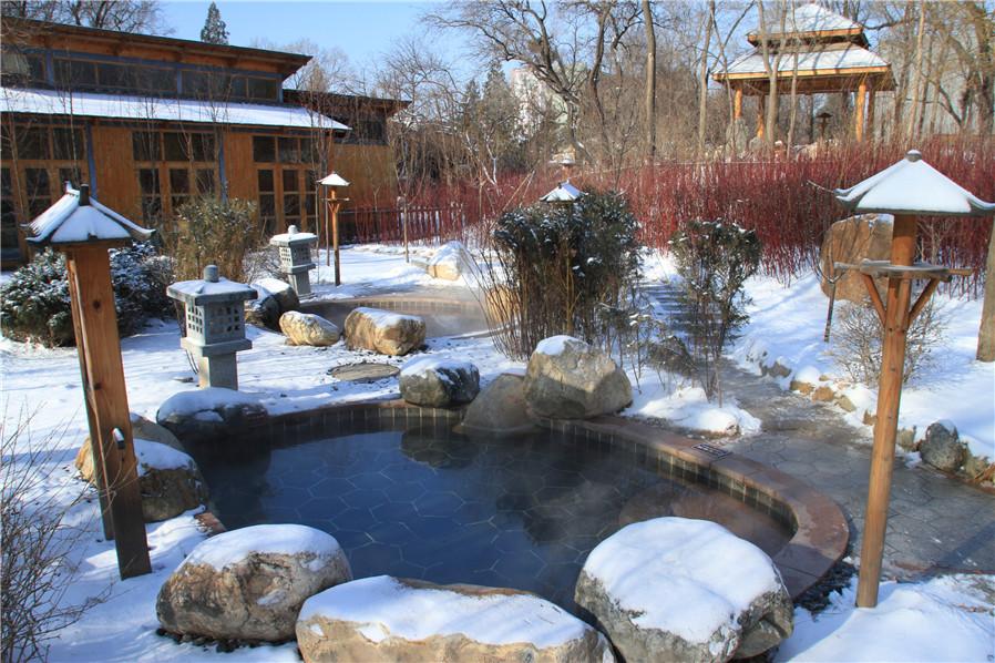 熊岳温泉哪家好_营口鲅鱼圈哪里的温泉好?住宿有独立池子的。-