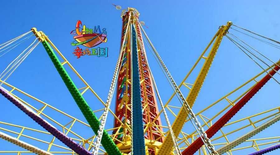 石家庄动物园辛玛王国大型主题乐园(成人票)1张+河北