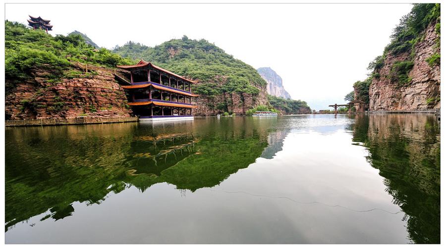 中国景点设计